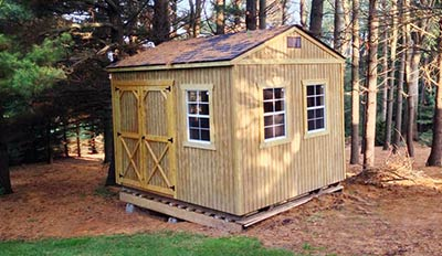 Marten Portable Buildings Custom Buildings